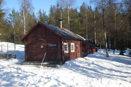 Vinter ved Bekkestua - Foto: Tor Arne Botten