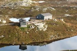 Sigridsbu  - Foto: Kongsberg og Omegns Turistforening