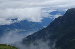 View on the Fjord -  Foto: Bram van Velzen