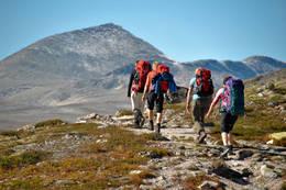 Rondane - Foto: Kristin Baune Bochud