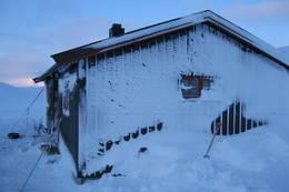 Vuomahytta - Foto: Troms Turlag