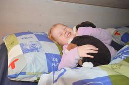 Velegnet for barn med kosedyr - Foto: