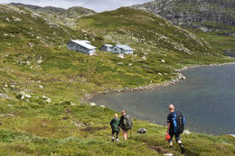 Heibergtunet Storevatn -  Foto: Odd Inge Worsøe