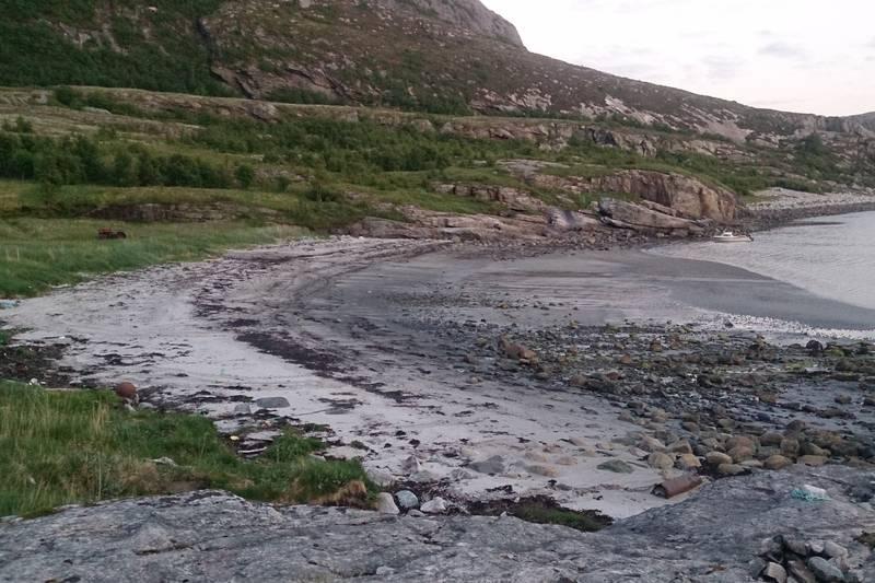 Halvik-stranden