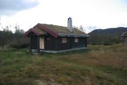 Seterbua - Foto: Åan Turisthytte