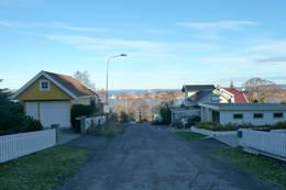 Jensebakken - Foto: Ukjent