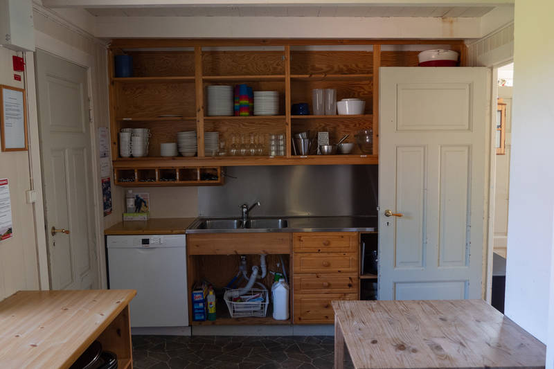 Kjøkken Gaudland