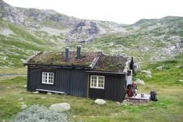 Stavskar -  Foto: DNT sør