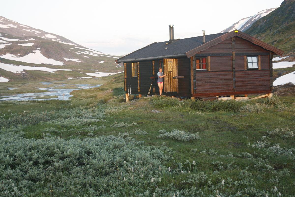 En nordnorsk nattstemning
