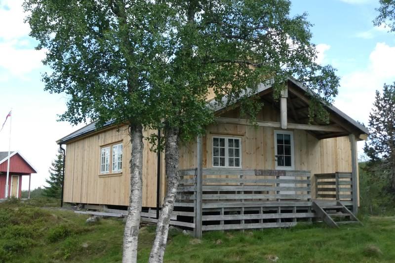 Hovstøyl - restaurert juni 2018
