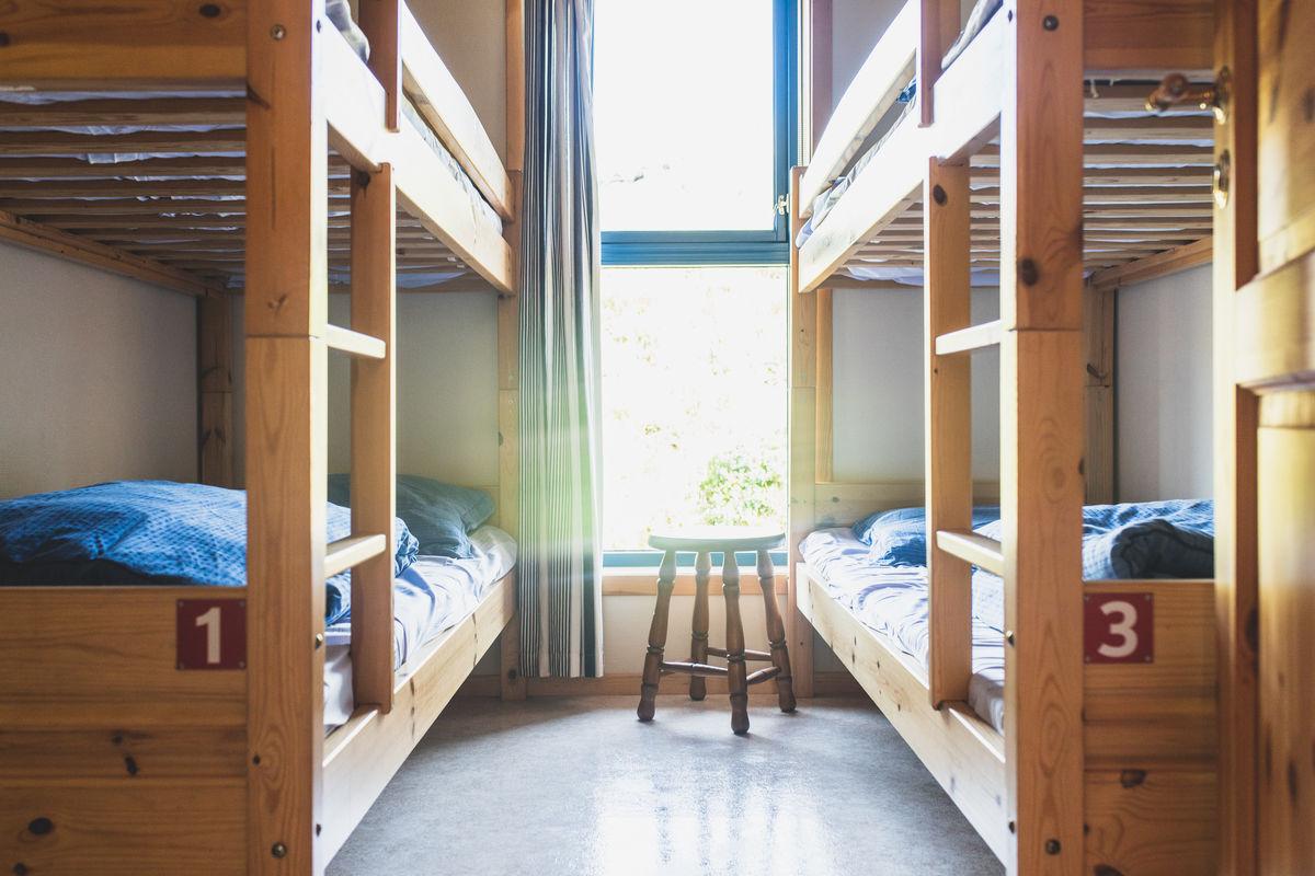 Her kan du sove godt.