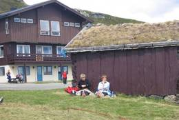 Bergsjøstølen Høyfjellshytte -  Foto: Bergsjøstølen Høyfjellshytte
