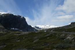 Utgangspunktet like ved Djupvatnet - Foto: Bodil Dybevoll