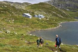 Heiberg Storevatn - Foto: Stavanger Turistforening