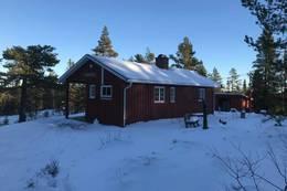 Brønn oppsatt i nov 2017 - Foto:
