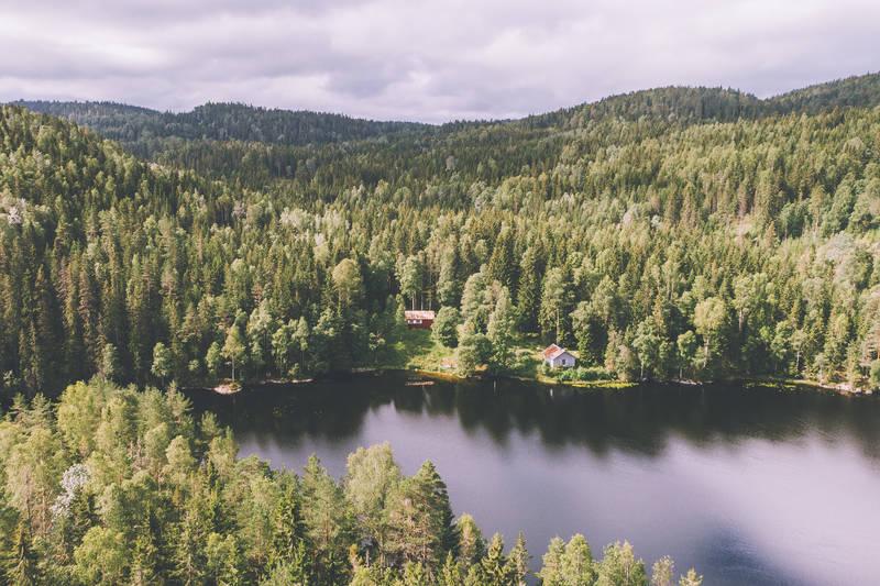 Røyrivannskoia og Stallen