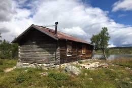 Fjellvann -  Foto: Cato Hellesjø