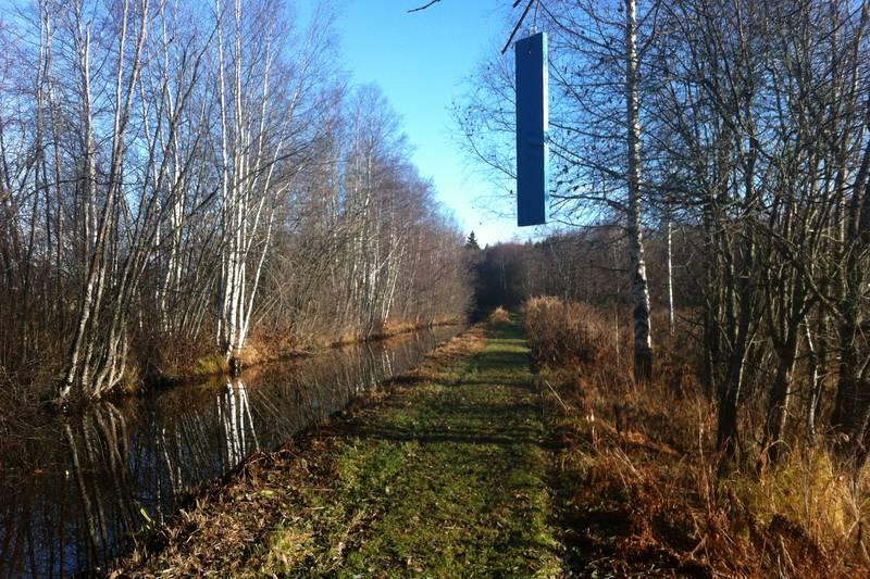 Kvennveita ved Bjørby.