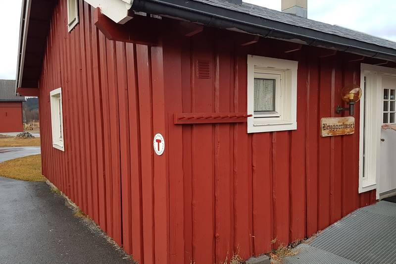 DNT hytte - Bryggerhuset