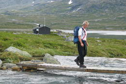 Reinsvassbu - Foto: Molde og Romsdals Turistforening