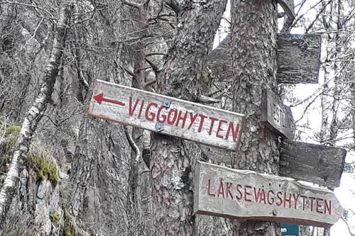 viggohytten kart TiTur17   Viggohytten   Tur   UT.no viggohytten kart