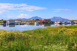 Ylving havn - Foto: Gunnar E Nilsen