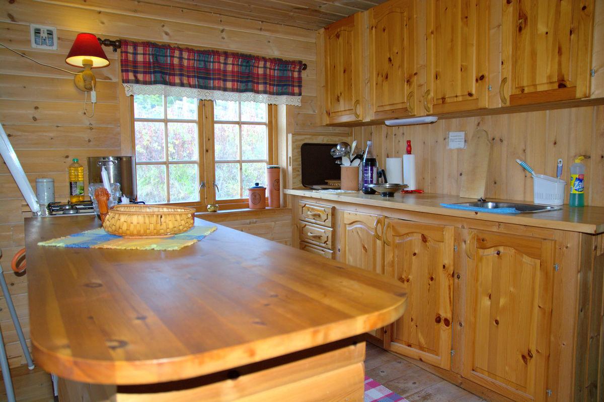 Kjøkken Ferslia
