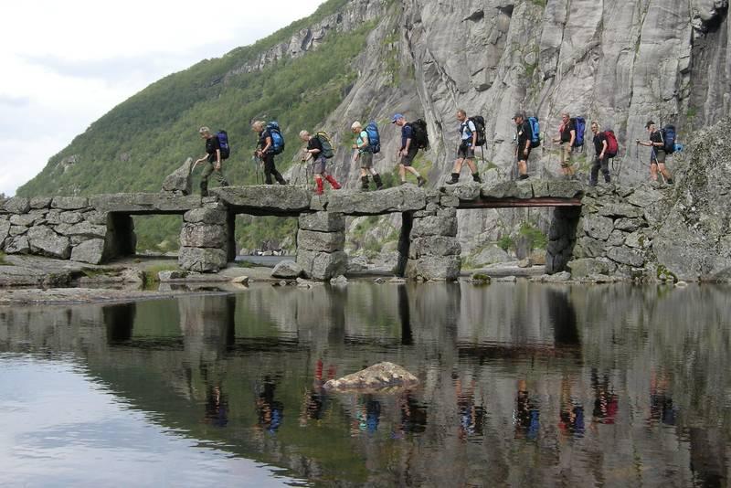 Steinbru Viglesdalen