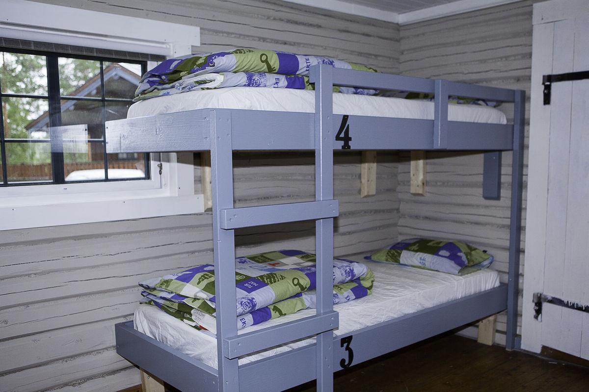 2 av sengene
