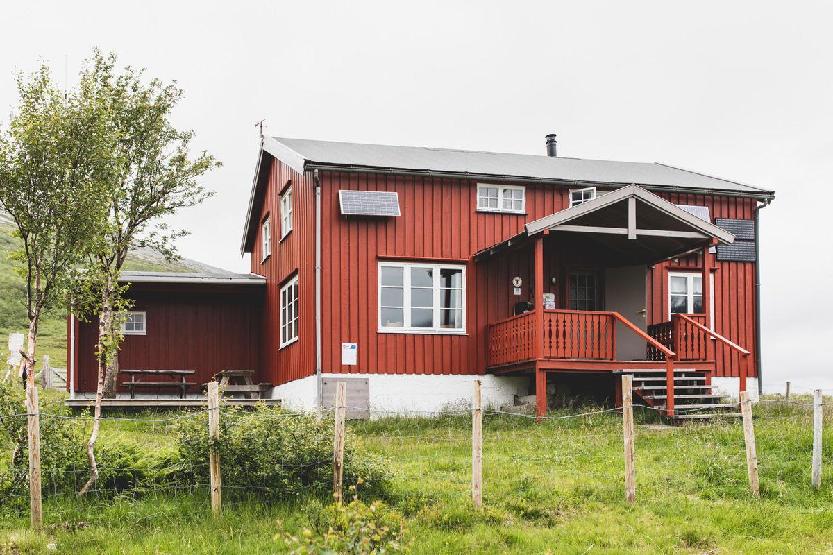 Foto: Line Haarklau