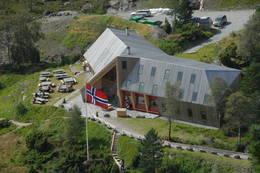 Preikestolen fjellstue - Foto: Kjell Helle-Olsen