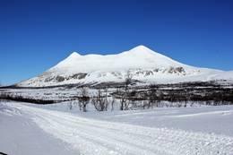Et eldorado for ski, kiting eller annen snø aktivitet - Foto: