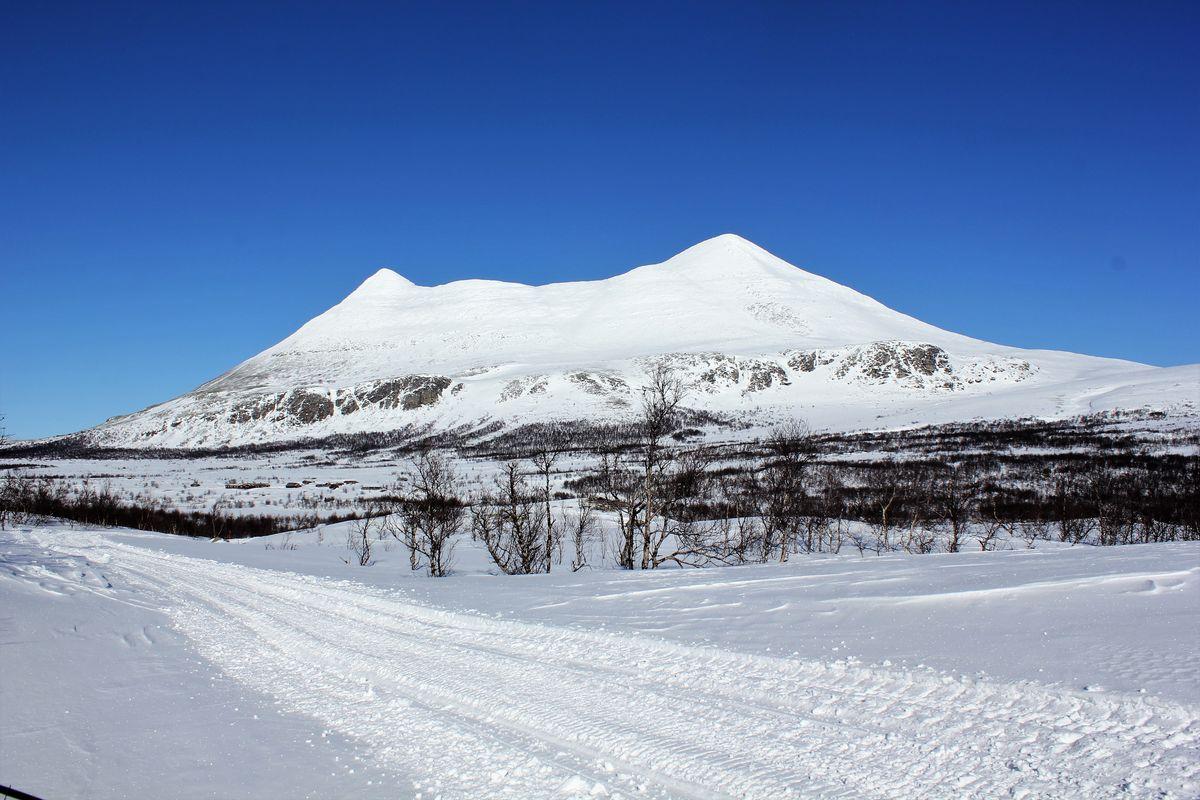 Et eldorado for ski, kiting eller annen snø aktivitet