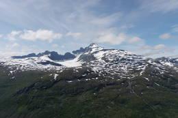 Utsikt mot Hurrunge-rekka - Foto: Kim Steffen Moen