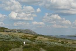 Utsikt ved Ulvelilægret - Foto: Per Arve Kristiansen