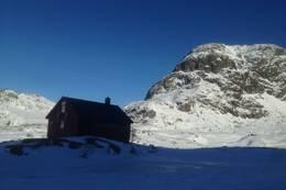 Vestre Blåfjell er ein fin topptur mål 1024moh - Foto: Per Henriksen
