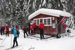 Storebekkhytta -  Foto: Skiforeningen