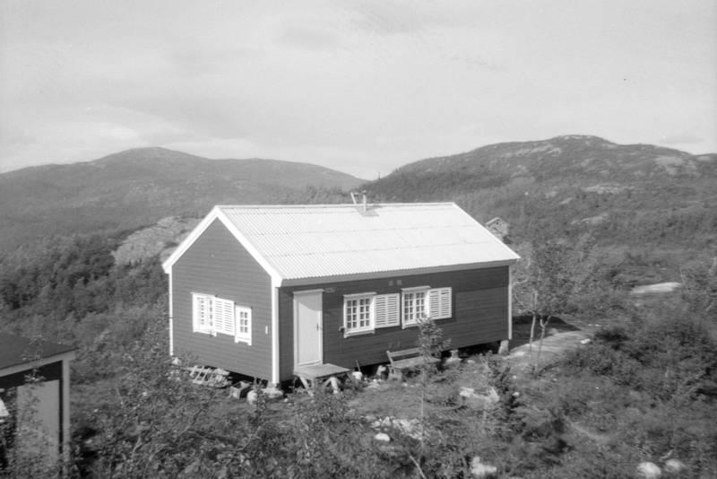 Hovstøyl en gang på 1960-tallet