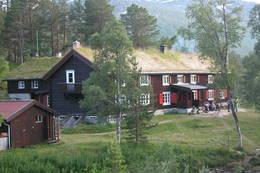 Trollheimshytta - Foto: Ukjent