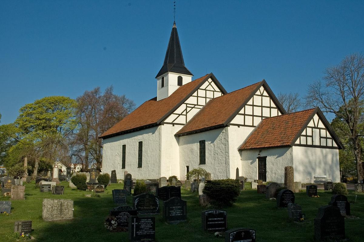 Borre kirke