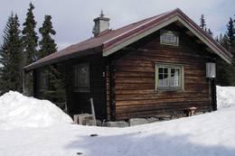 Kittilbua - Foto: Lillehammer og Omland Turistforening