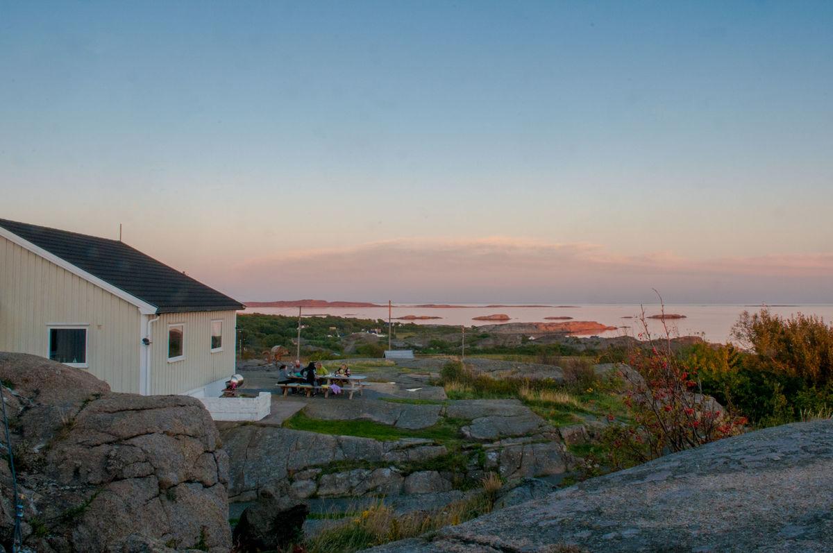 Tjønneberget = utsikt
