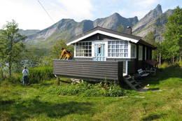 Selfjordhytta -  Foto: Lofoten Turlag