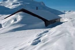 Veltdalen er snøsikkert - Foto: Ukjent