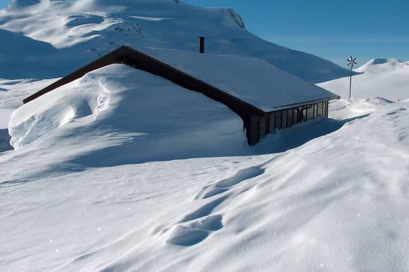 Veltdalen er snøsikkert