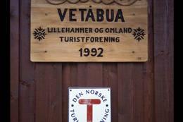 Skilt ved Vetåbua - Foto: Per Roger Lauritzen