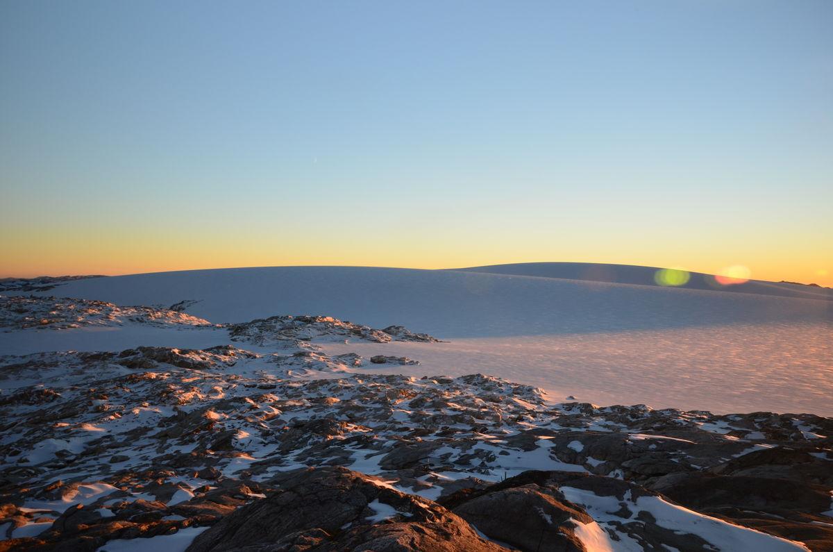 Utsikt fra Holmaskjer
