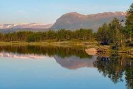 Oskampen ved Øyangen - Foto: Bjørn Chr. Tørrisen