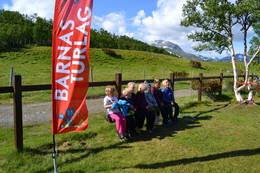 Barnas Turlag arrangerer fjell-leir på Jøldalshytta - Foto: Ukjent