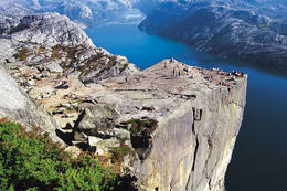 Preikestolen - Foto: Stavanger Turistforening